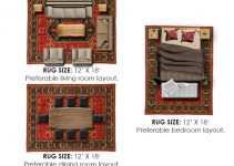 Standard Rug Sizes Guide, Chart & Common Comparisons