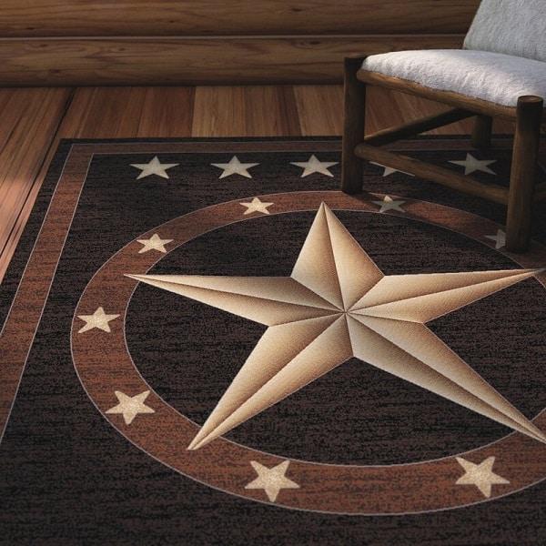 Durango Western Star Rug