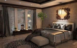 Fancy Area Rug Ideas for the Bedroom