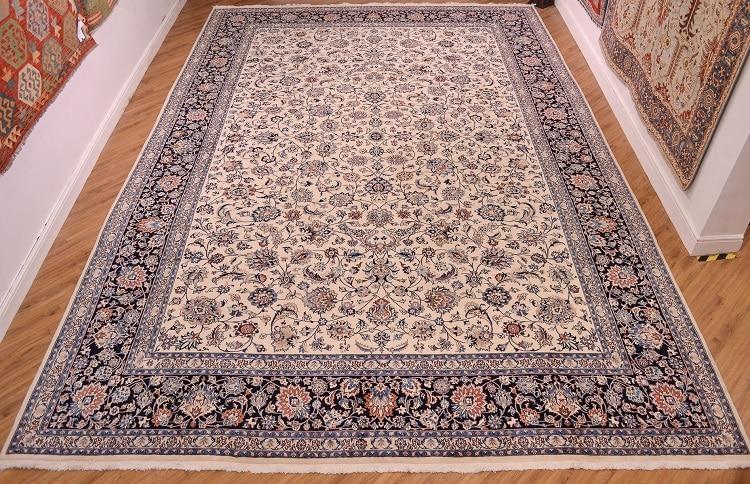 Oversize Persian Mashad Carpet