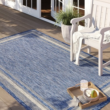 Outdoor Area Rugs For Decks And Patios