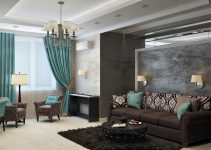 Ideas for Decorating with Area Rugs on Hardwood Floors