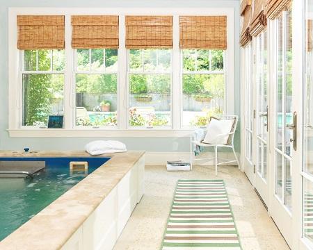 Moss-stone Braided Indoor Outdoor Area Rug