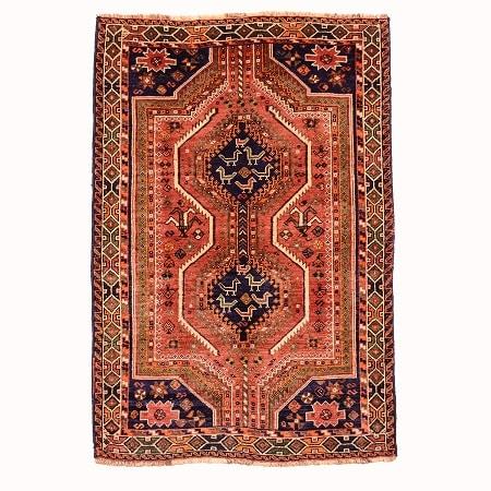 Persian Qashqa'i Rug