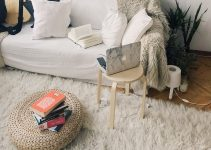 Best White Fluffy Rugs & Important Considerations