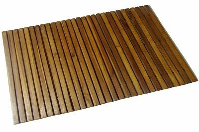 Avgolida Wooden Bath Mat