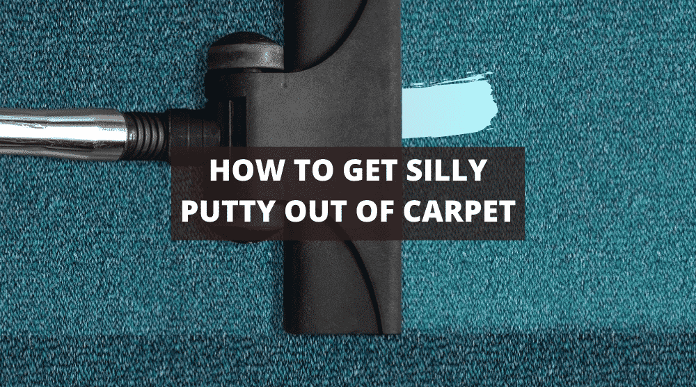 How to Get Silly Putty out of Carpet or Rugs