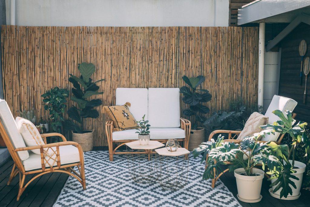 Outdoor Balcony Rugs & Mat Ideas