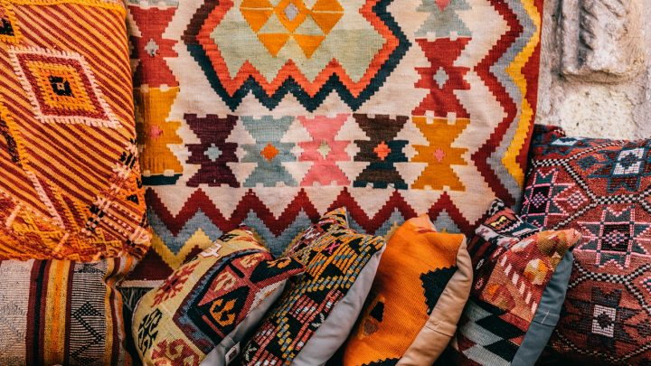 Throw Rugs for Kitchen