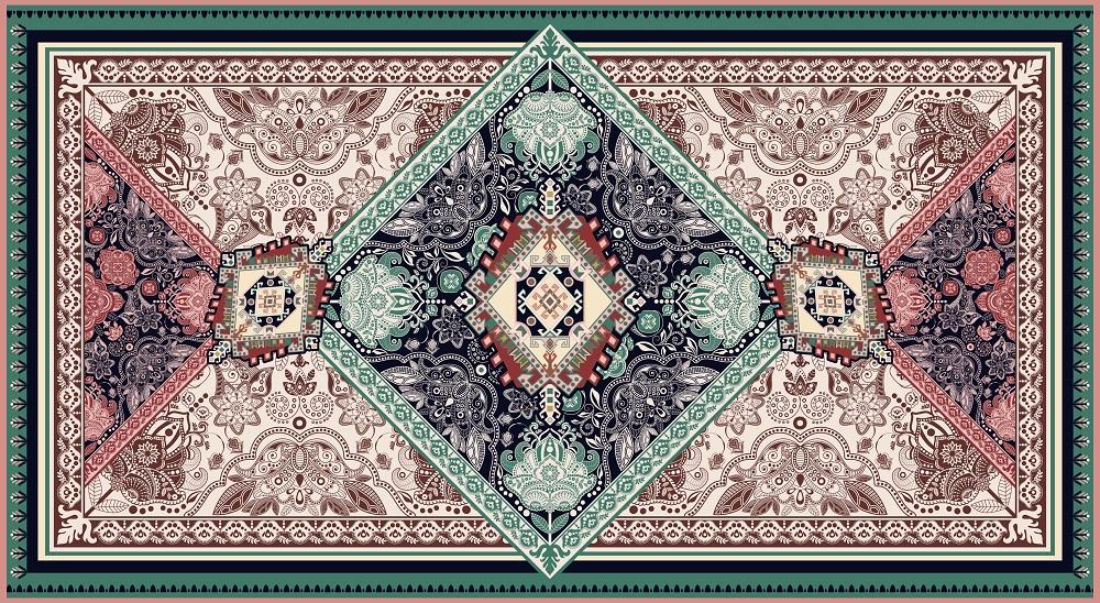 Ornamental rug